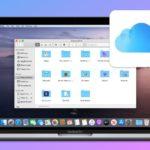 Does my Mac store iCloud Drive Desktop & Documents folders locally?
