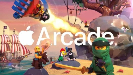 Lego Brawls on Apple Arcade