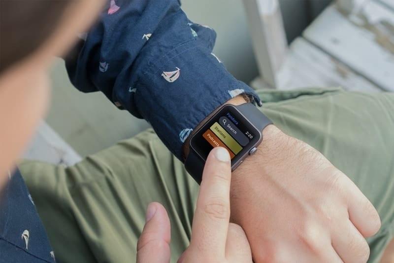 Pandora on Apple Watch