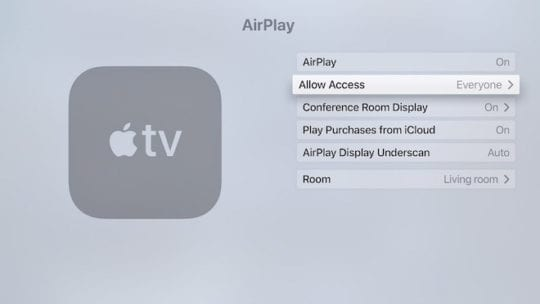 Pro Tips - AirPlay TV