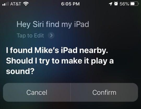 Pro Tips - Siri Find My