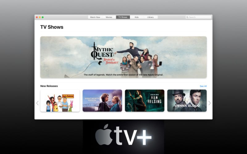 What Apple TV shows are free?