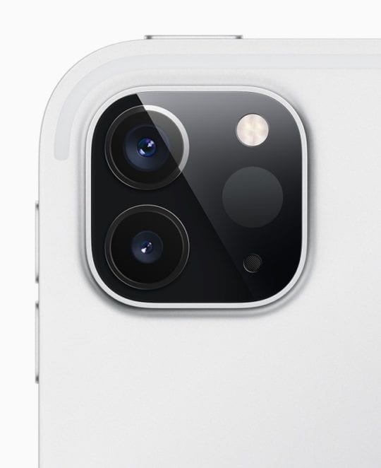 2020 iPad Pro Camera Module