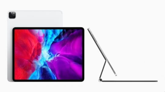 Apple 2020 iPad Pro with new Magic Keyboard