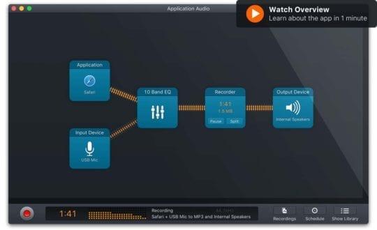 Audio HiJack Overview Image