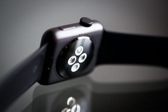 Digital Crown on Apple Watch