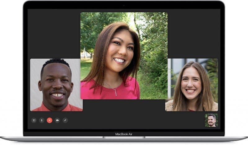 How to conference call using FaceTime on Mac