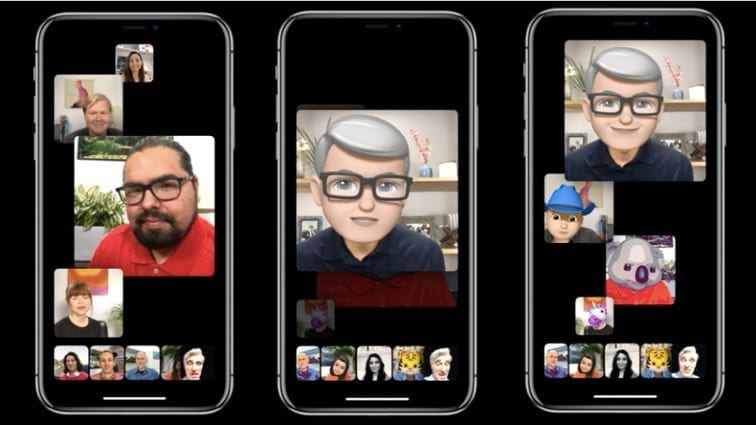 How to conference call using FaceTime on iPhone
