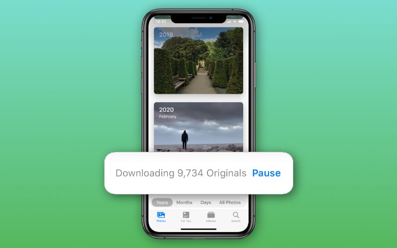 iCloud Photos not downloading on your iPhone? Try this quick tip to fix it