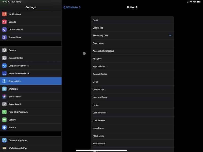 Button Customization Options