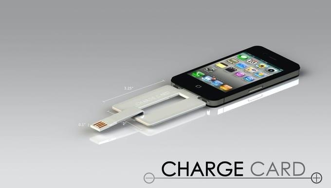 Nomad ChargeCard