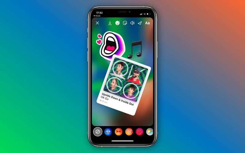 How to share Apple Music to Instagram and Facebook Stories