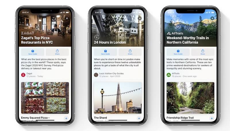 Apple Guides