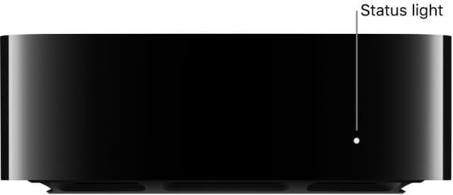 Apple TV Status Light
