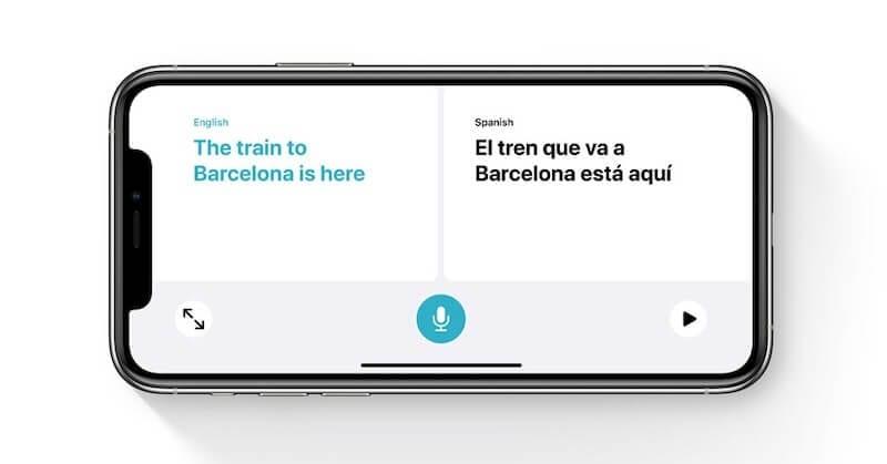 Apple Translate App