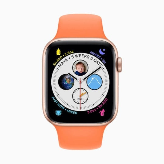 Multiple Complications watchOS 7