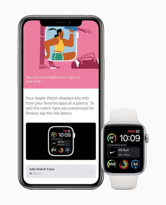 Watch Face Gallery WatchOS 7