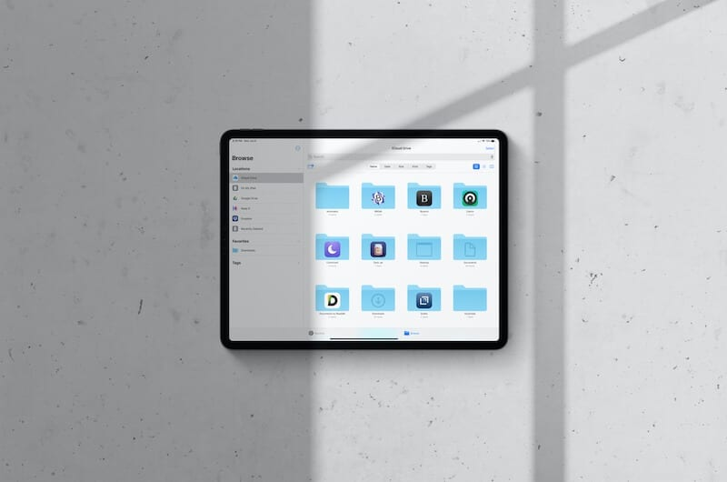 How to delete files permanently from the Files app Hero