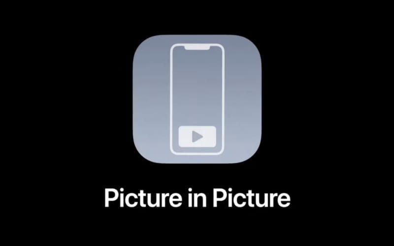 Picture in Picture icon from WWDC 2020