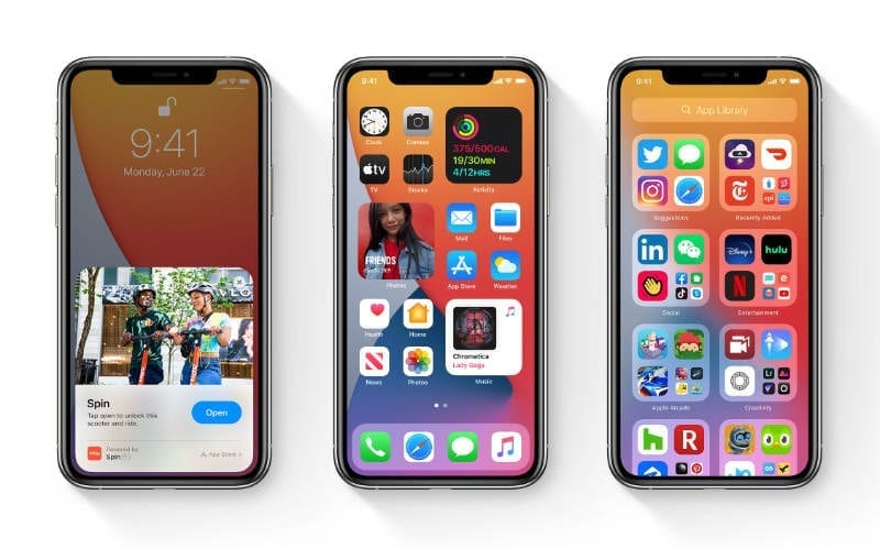 New Home Screen Features in iOS 14