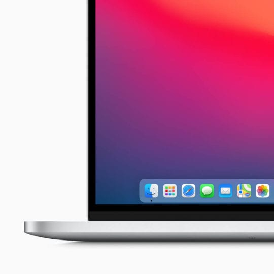 Updated Dock Icons macOS Big Sur