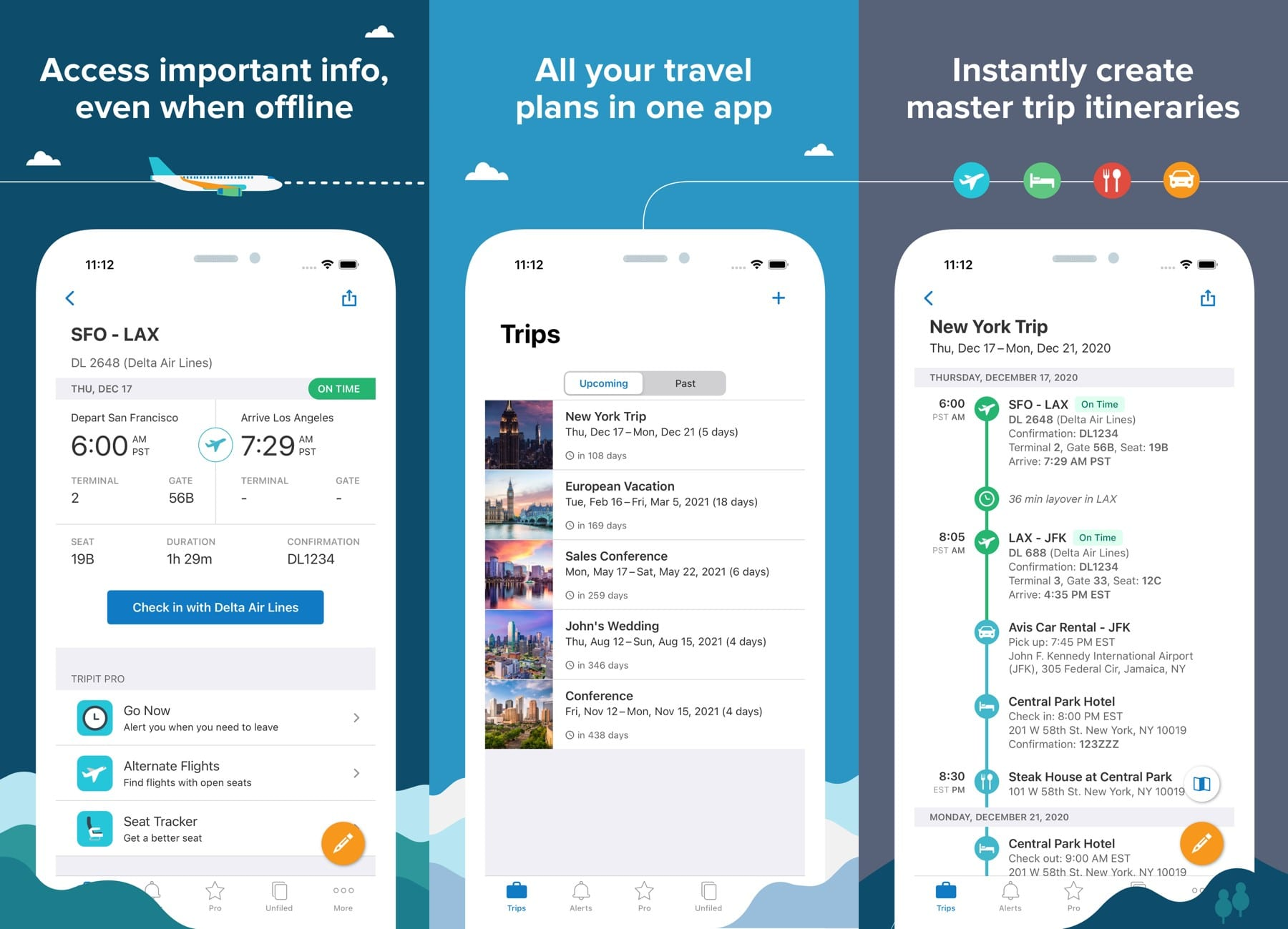 TripIt Overview