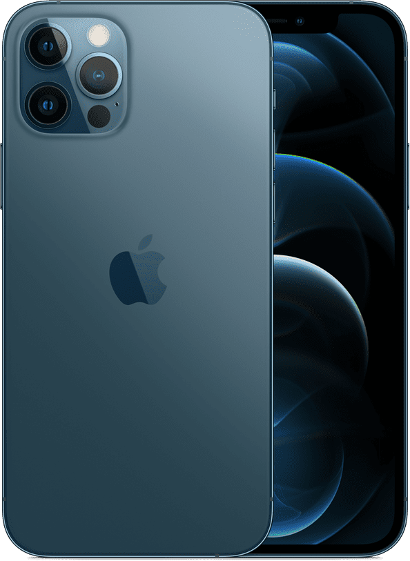iPhone 12 Pro in Blue