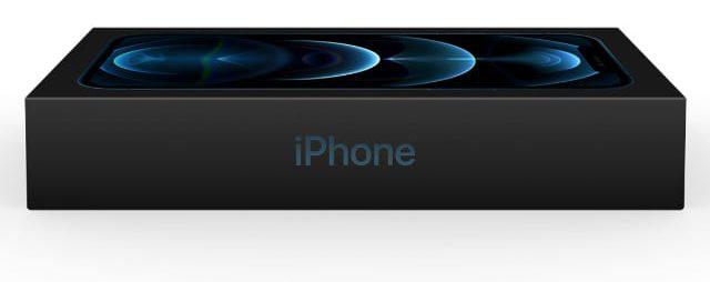 iPhone 12 Pro slim box