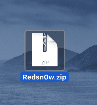 redsnow-zip-file
