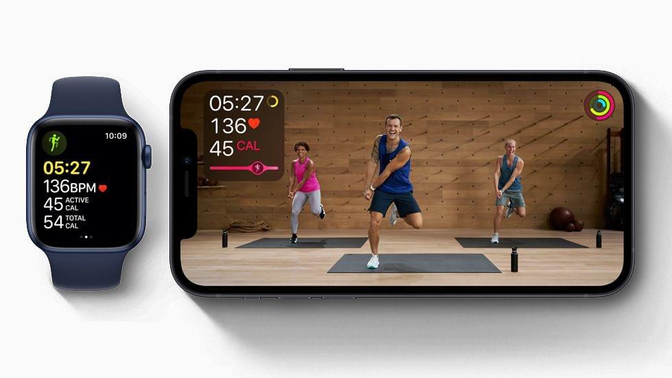 Apple Fitness+ Hero 2