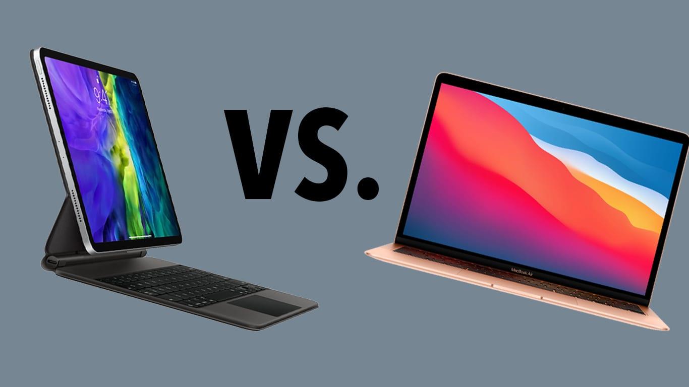 iPad vs MacBook 2020 Hero