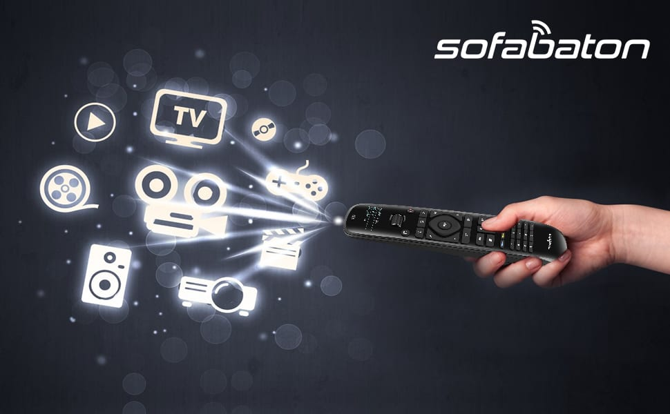 Sofabaton U1 Universal Remote