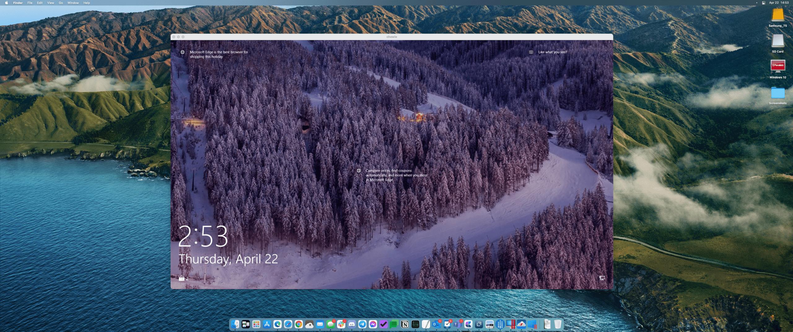 Jump Desktop for Windows on M1 Mac 2