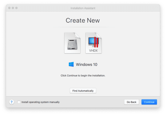 Set up Parallels on M1 Mac 3