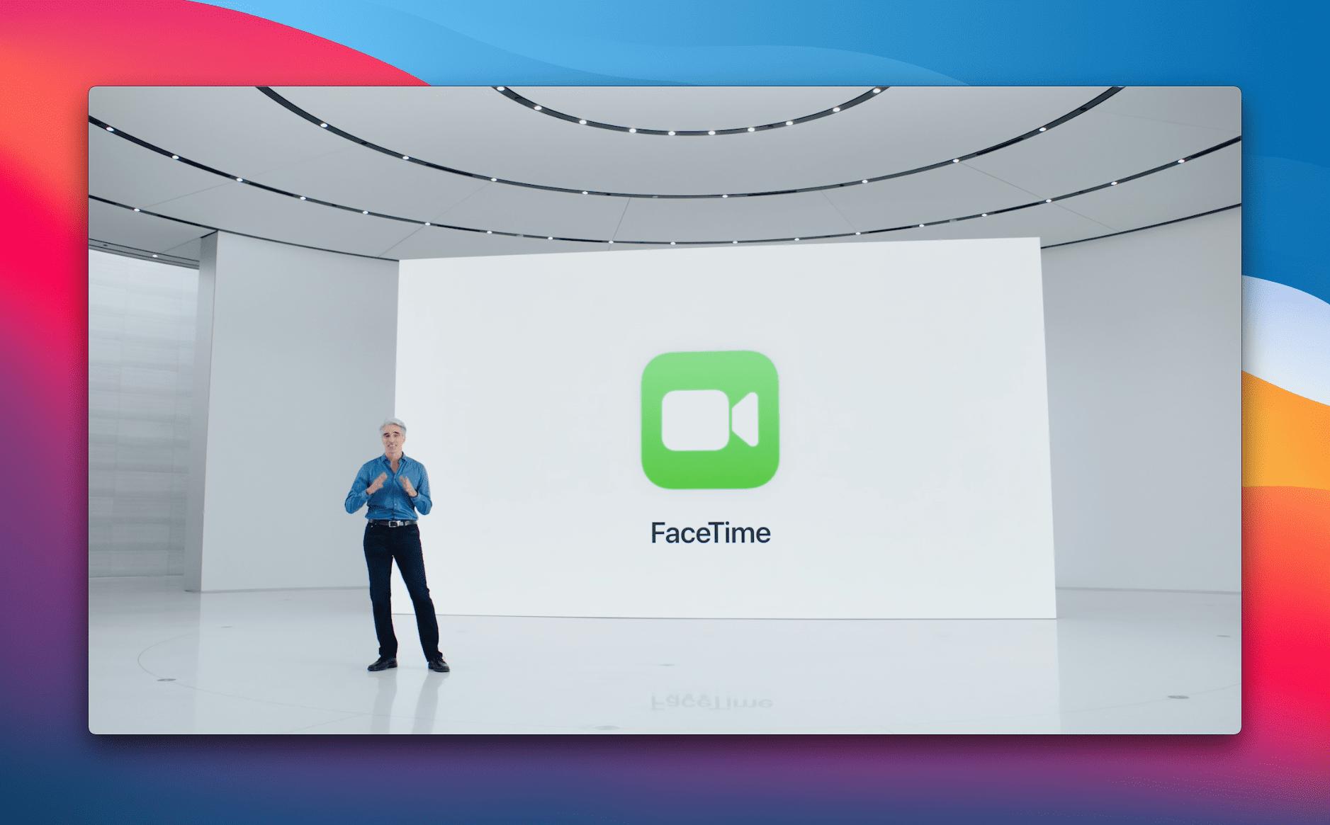 FaceTime iOS 15 Hero