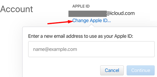change-AppleID-email-address
