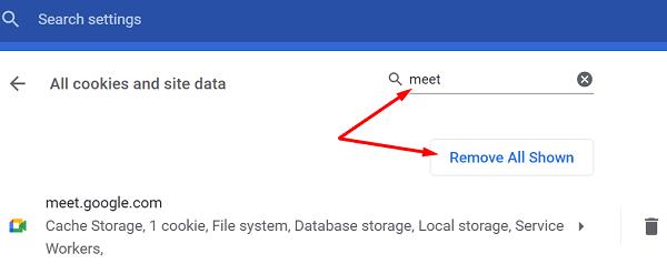 Google-встреча-удалить-все-показано-хром