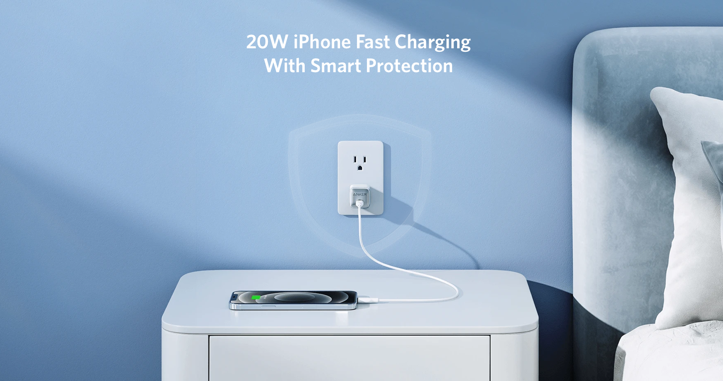 Best iPhone 13 Chargers Anker Nano Pro