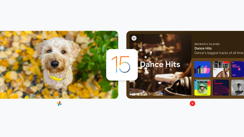 Google App Updates Best Apps for iOS 15 and iPadOS 15