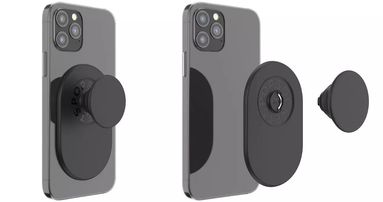 PopSockets PopGrip with MagSafe