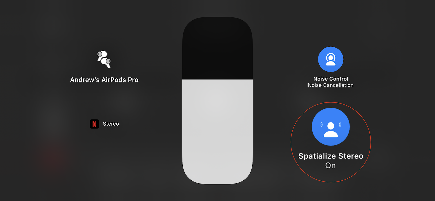 Watch Netflix With Spatial Audio - 0341